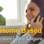 A Perfect Home Based Franchise offering time freedom and a 5 figure Monthly Income