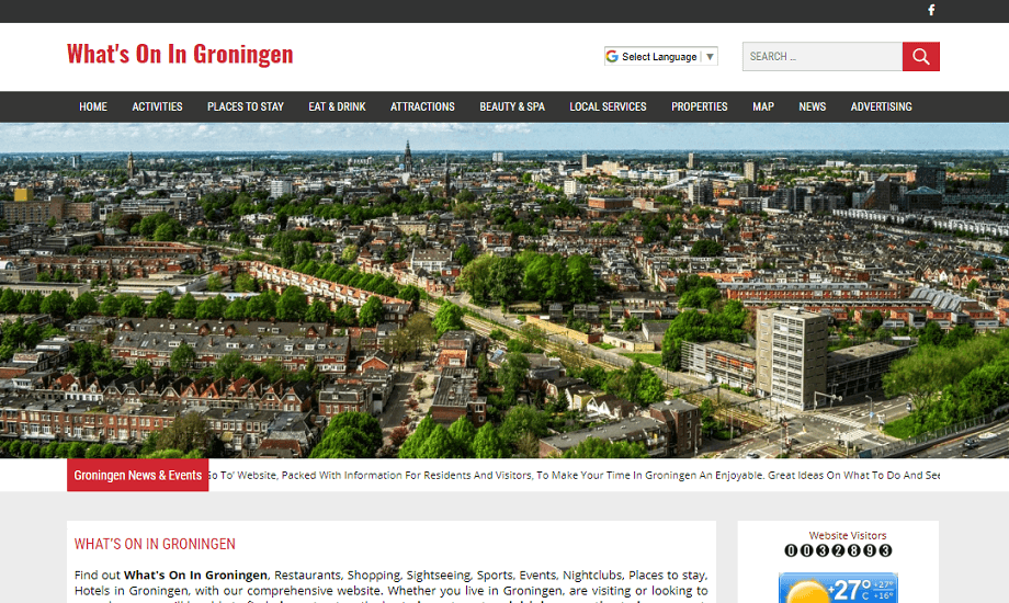 Whats on in Groningen