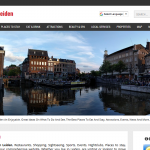 Whats on in Leiden
