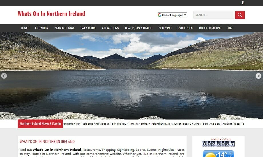 what's on in Northern Ireland