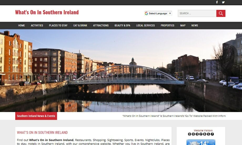 Whats On In Southern Ireland