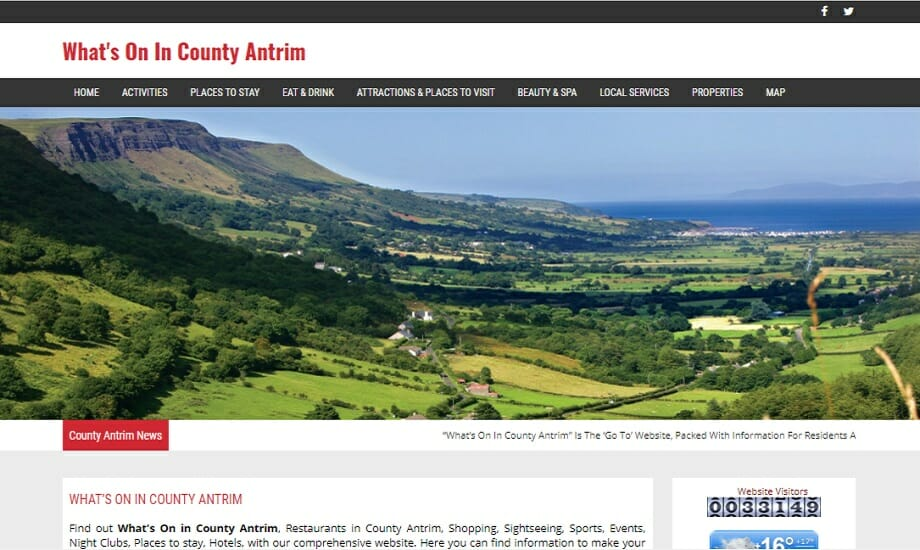 What's On In Co Antrim
