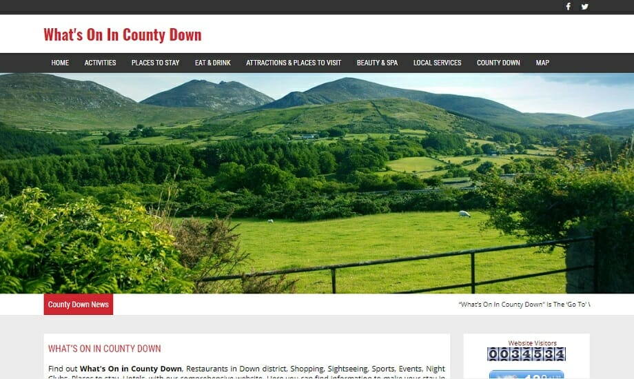 What's On In Co Down