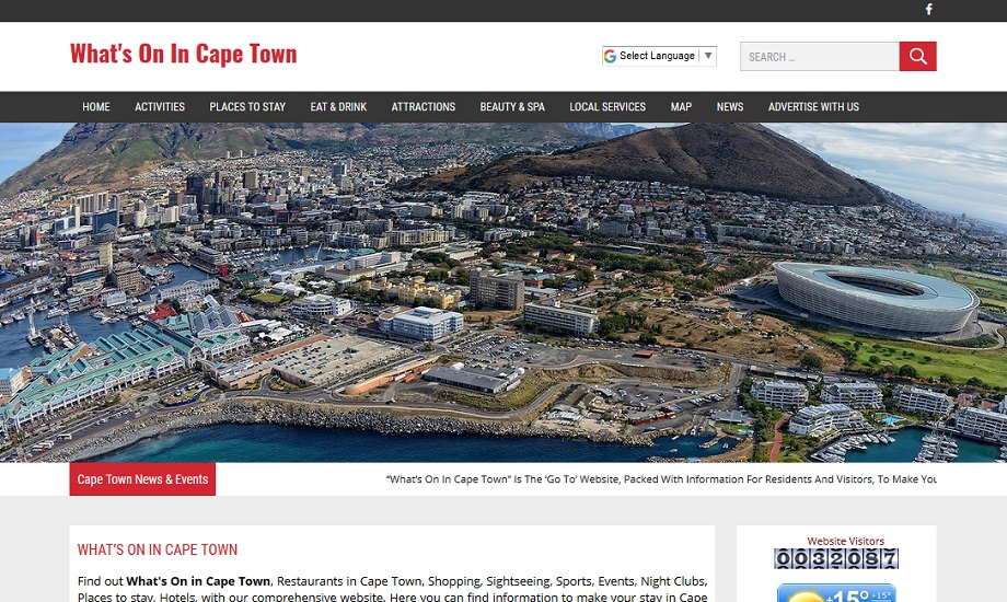 Whats On In Cape Town
